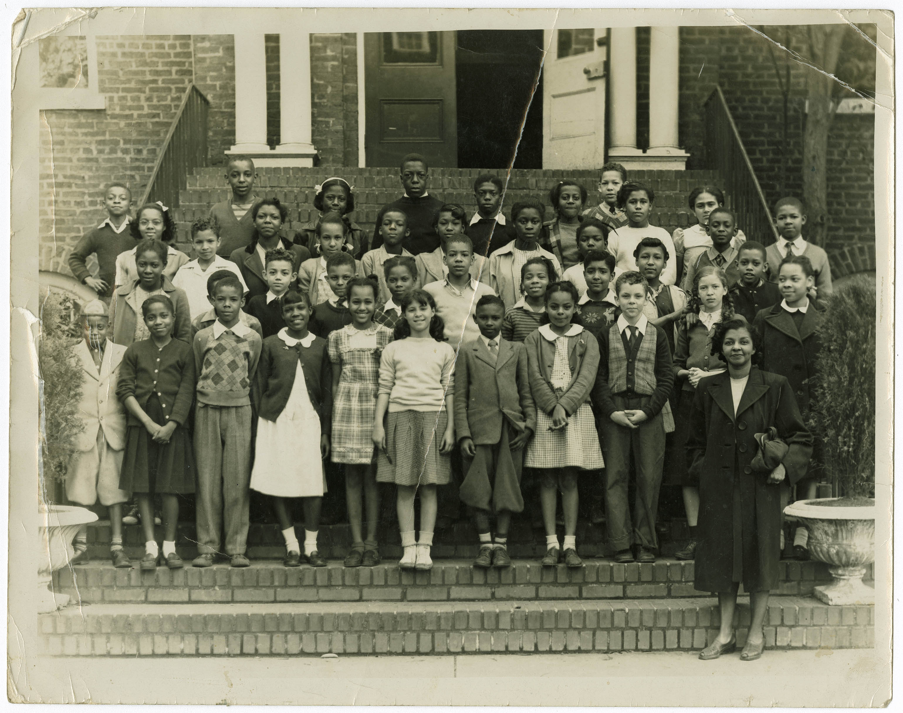 6th Grade Class 1948 Avery Institute