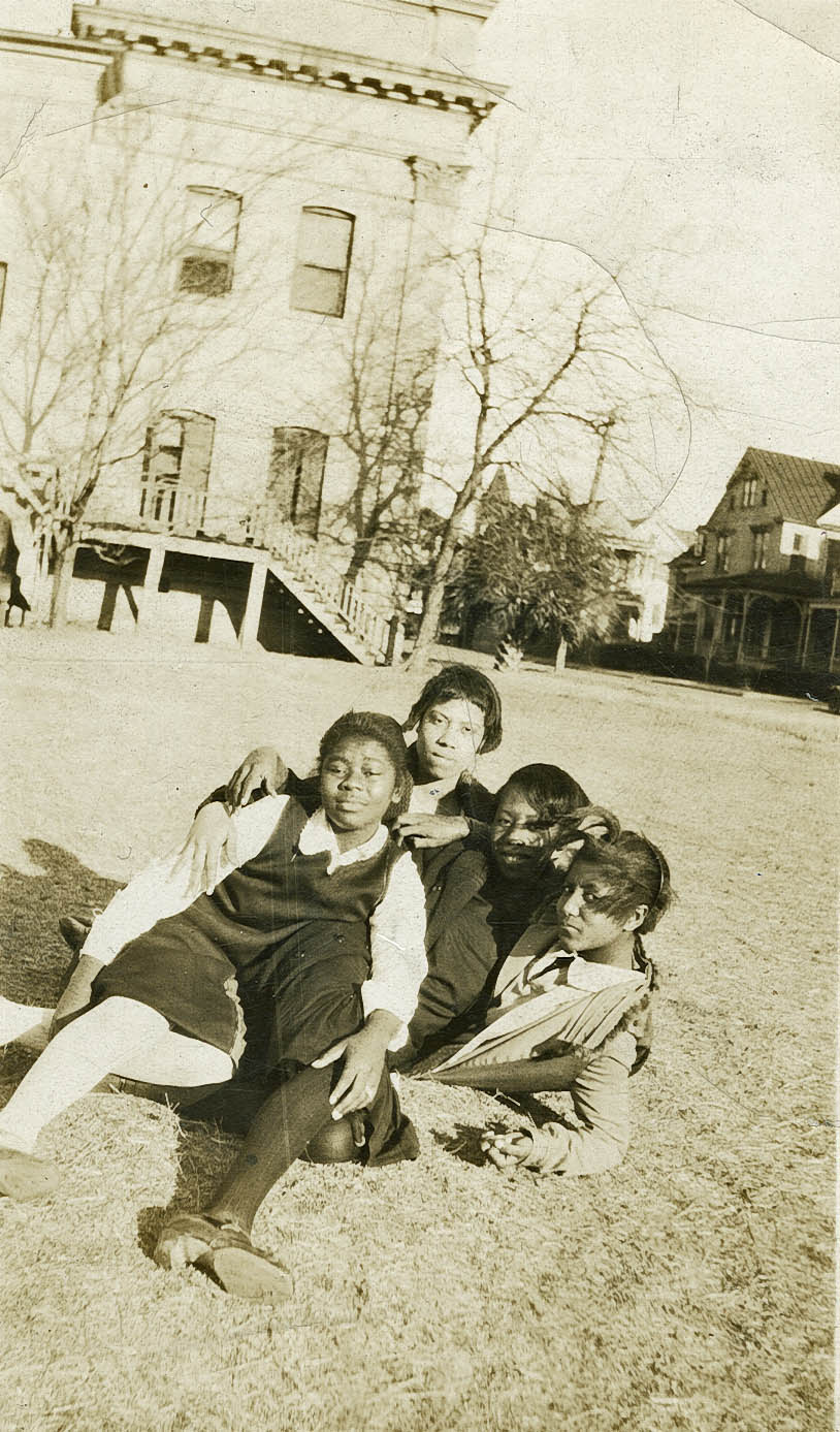 Four Female Averyite Friends