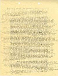 Letter from Sidney Jennings Legendre, August 22, 1943