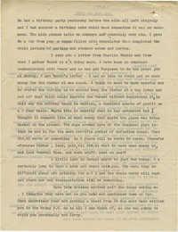 Letter from Gertrude Sanford Legendre, September 15, 1945
