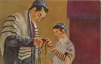 Preparing for Bar Mitzvah