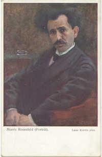 Morris Rosenfeld (Porträt)