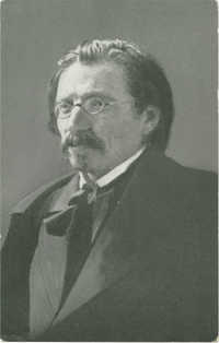 Sholem Aleichem in London (Summer, 1906) / שלום עליכם