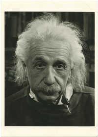Albert Einstein, 1947