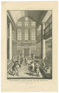 La Péntitence des Juifs Allemans dans leur Synagogue