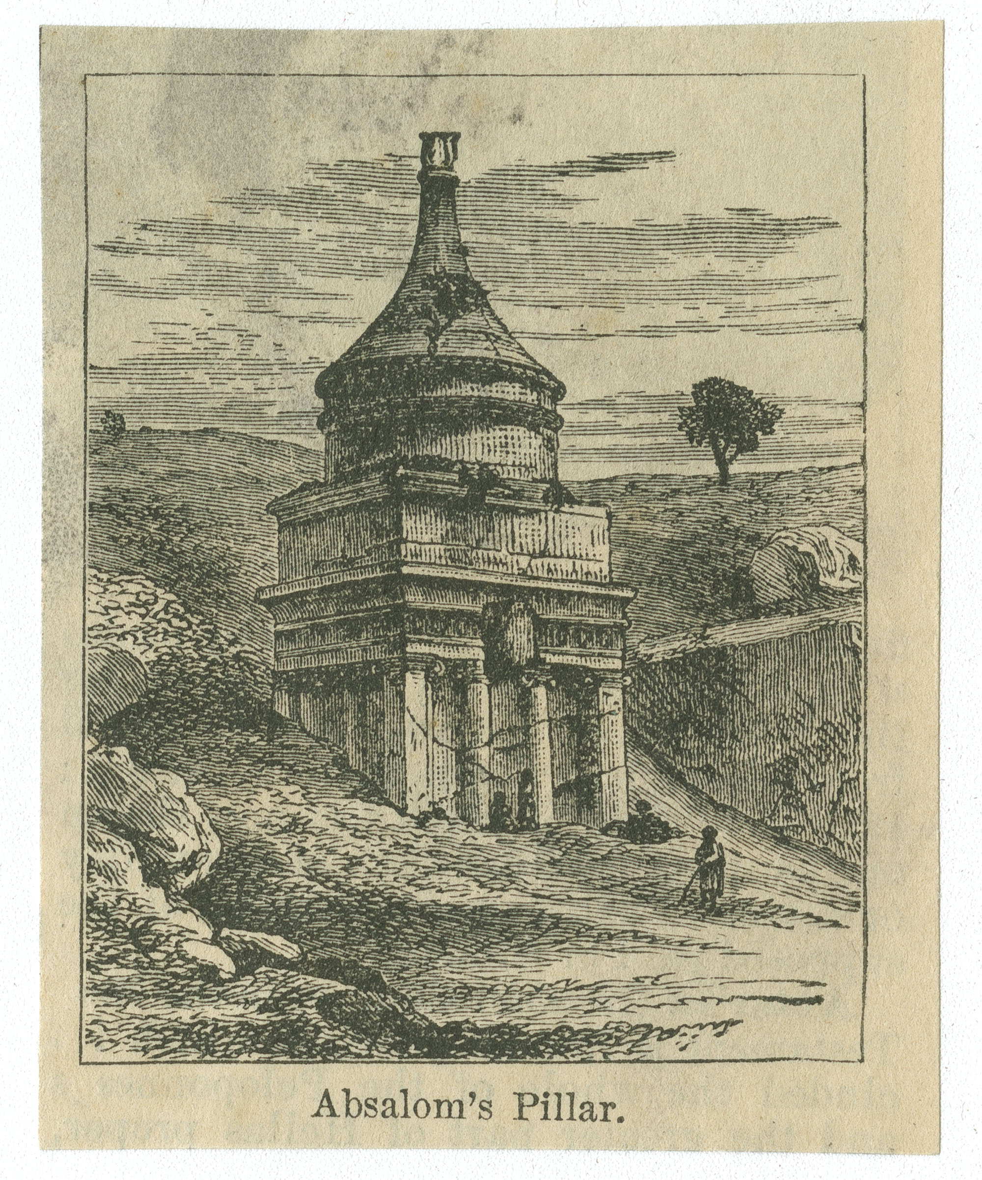 Absalom's Pillar
