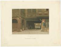 Das Hochzeitshaus in der Judengasse