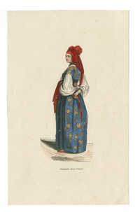 Damigella ebrea d'Algeri