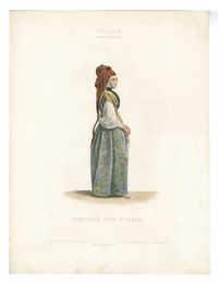 Demoiselle juive d'Alger