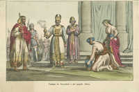Costumi de Sacerdoti e del popolo ebreo