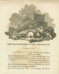 The Second Book of the Chronicles