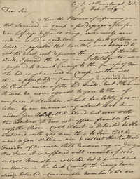 Letter from John F. Grimke to John Paul Grimke, February 1, 1778