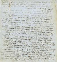 Letter from Gertrude Sanford Legendre, August 15, 1943