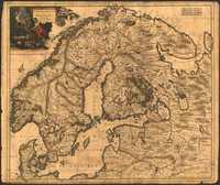06. Accuratissima Regnorum, Sueciae, Daniae et Norvegiae, Tabula