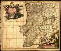 13. Nova Regni Portugalliae et Algarbiae Descriptio. Multis in locis emendata
