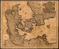 07. Dania Regnum in quo sunt Ducatus Holsatia et Slesvicum Insulae Danicae