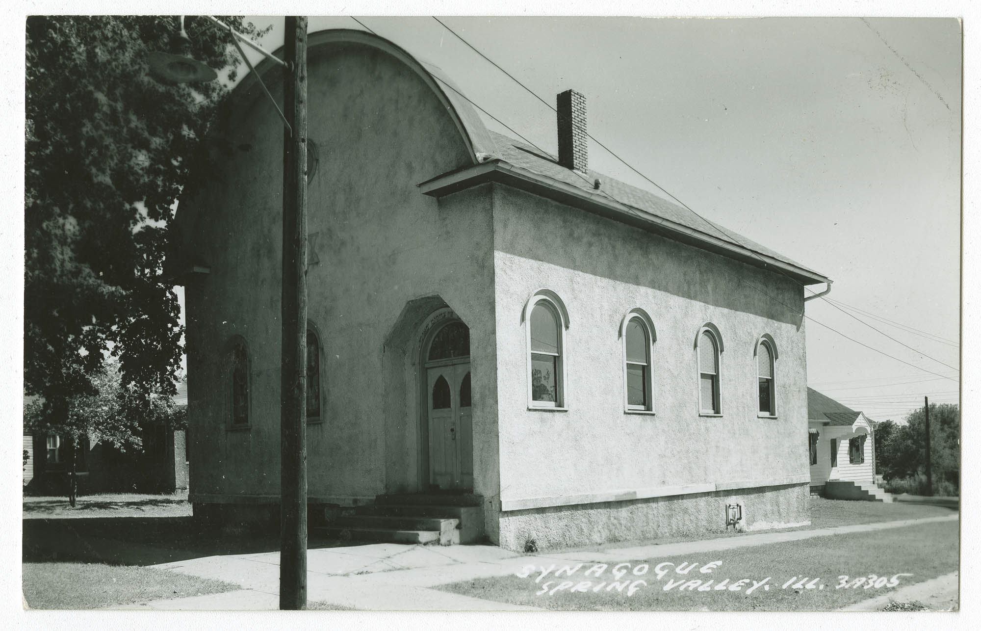 Synagogue, Spring Valley, Ill.