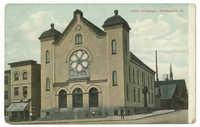 Jewish Synagogue, McKeesport, Pa.