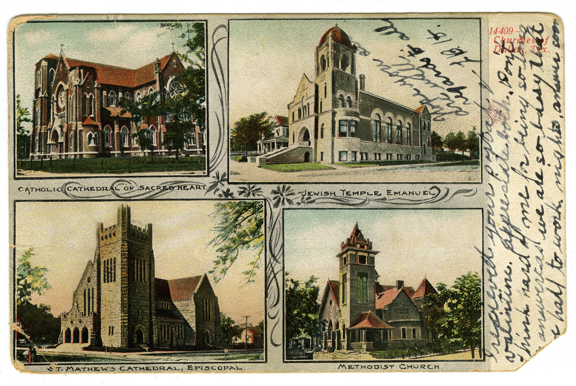 Churches of Dallas, Tex.
