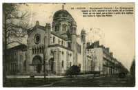Dijon - Boulevard Carnot - La Synagogue