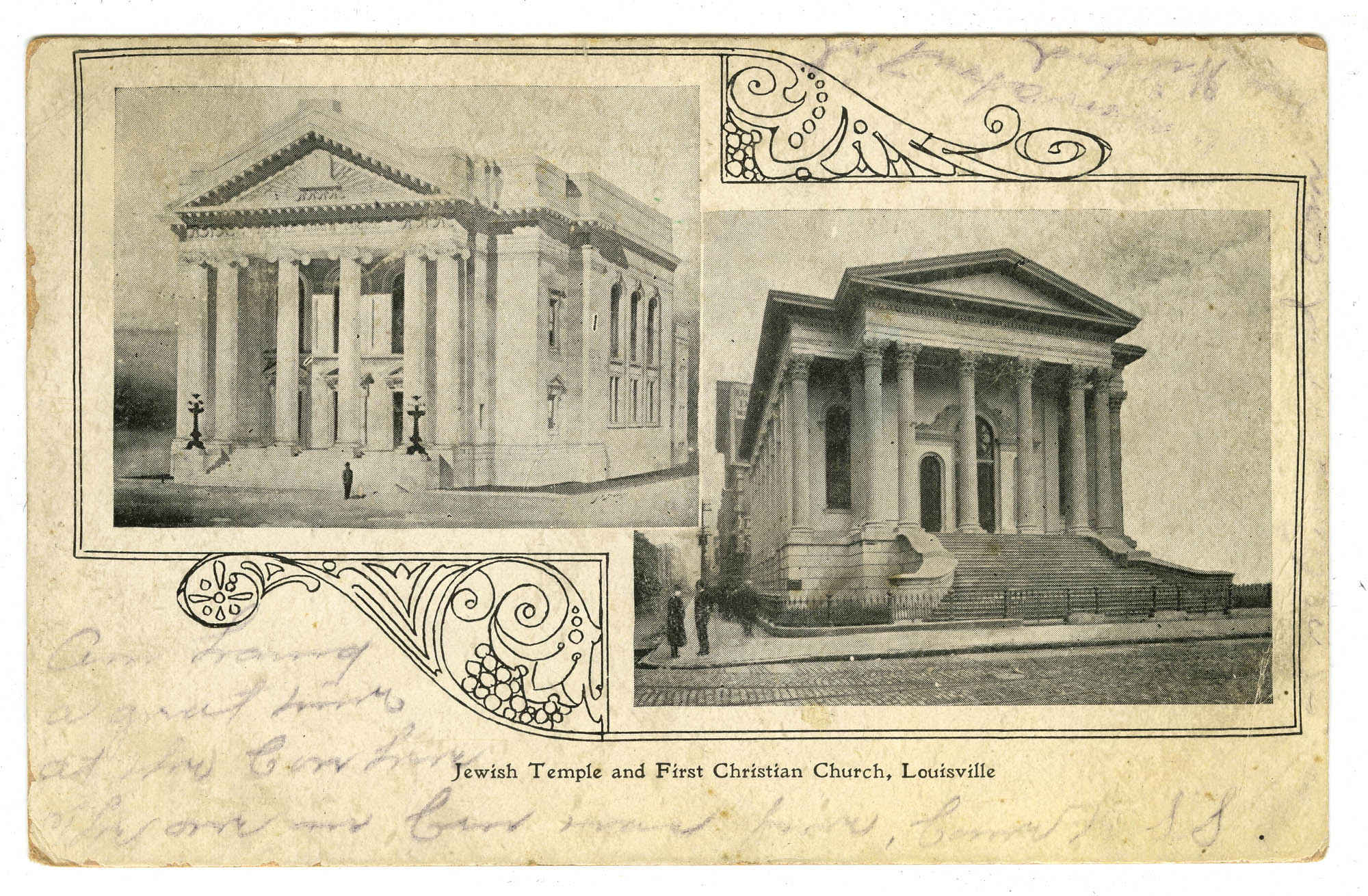 Jewish Temple and First Christian Church, Louisville