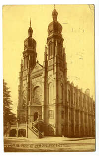 Jewish Synagogue, Portland, Ore.