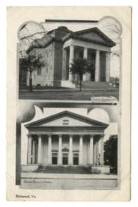 Richmond, Va. Jewish Synagogue, Second Baptist Church