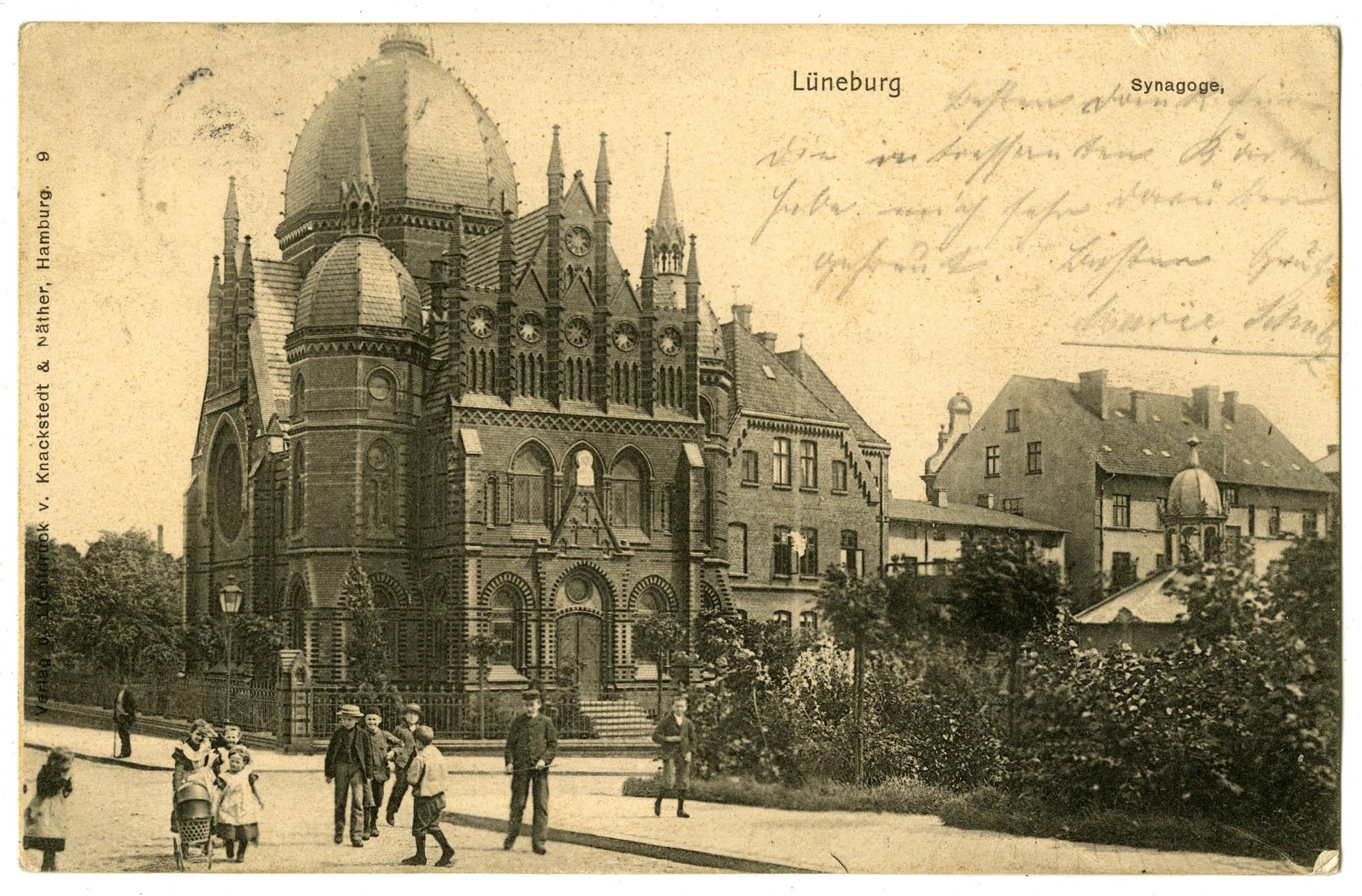 Lüneburg, Synagoge