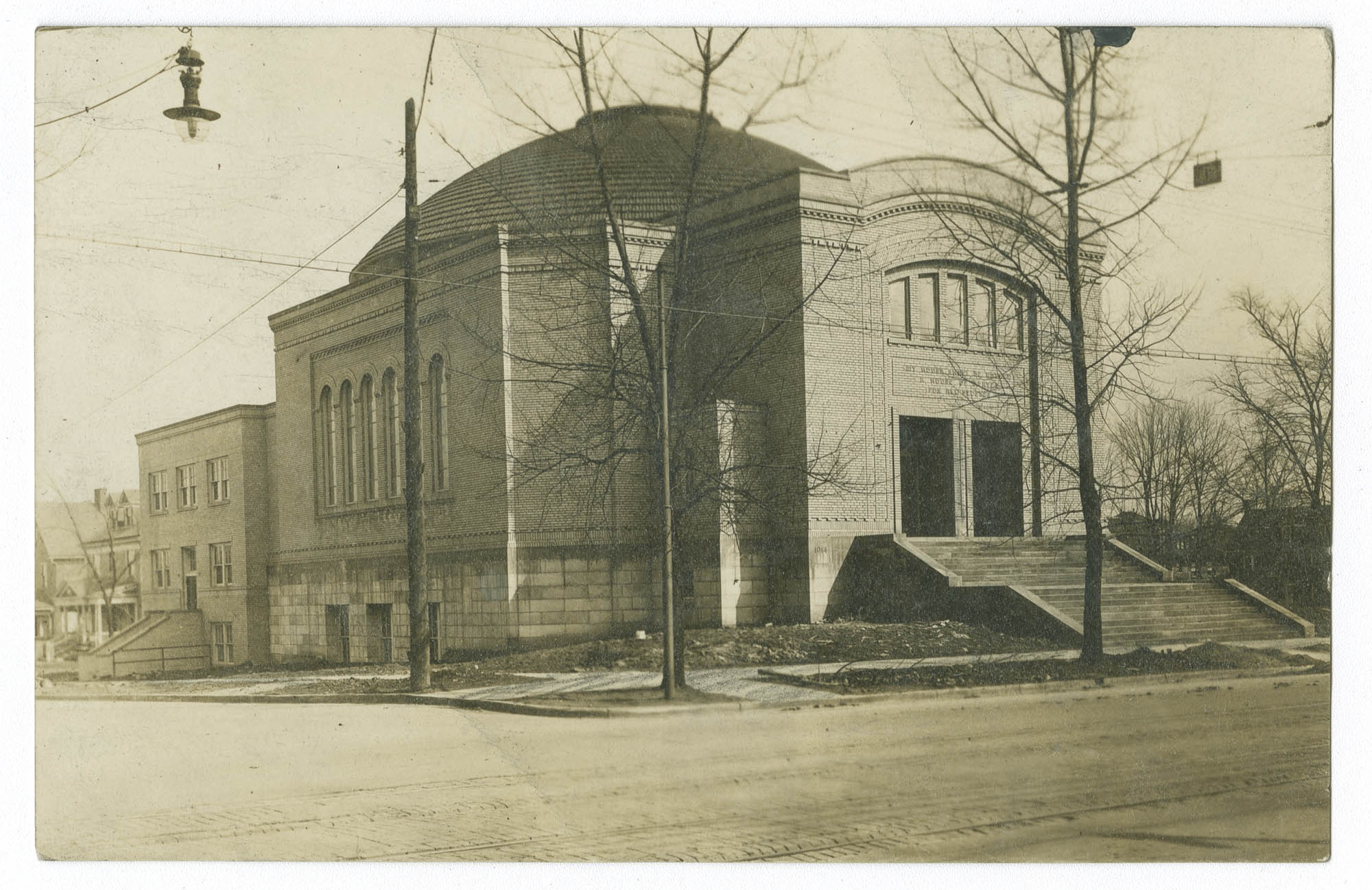 [Rodef Sholom Temple, Youngstown, Ohio]