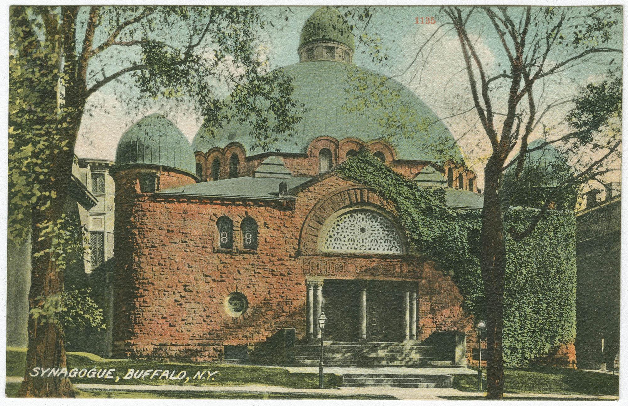 Synagogue, Buffalo, N.Y.