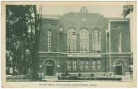 Adath Israel Synagogue, Middletown, Conn.