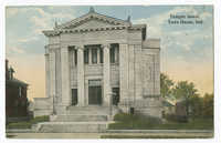 Temple Israel, Terre Haute, Ind.