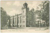 Temple Mishkan Israel, New Haven, Conn.