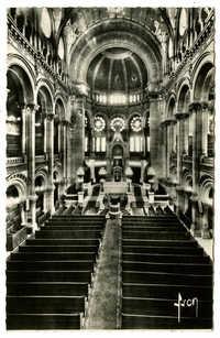 Grande Synagogue de Paris (1874). Le Chœur / The Choir