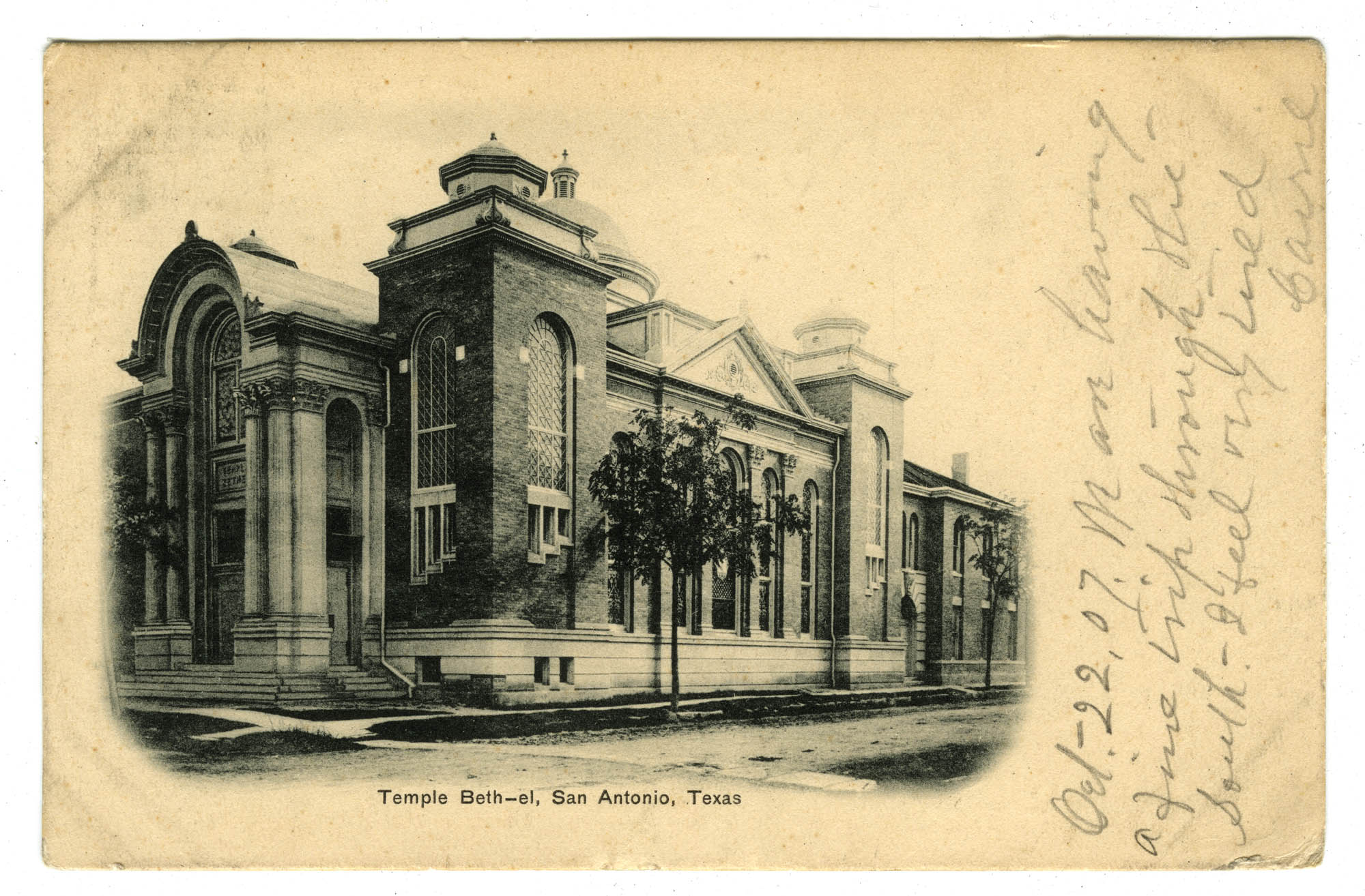 Temple Beth-el, San Antonio, Texas