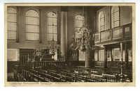 Amsterdam, Intérieur Portugeesche Synagoge