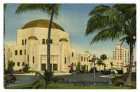 New Jewish Community Center, Miami Beach, Fla.
