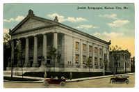 Jewish Synagogue, Kansas City, Mo.