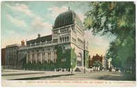 Temple Beth-El (Hebrew), Fifth Avenue and 76th Street, N.Y.