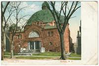 Temple Beth Zion. Buffalo, N.Y.