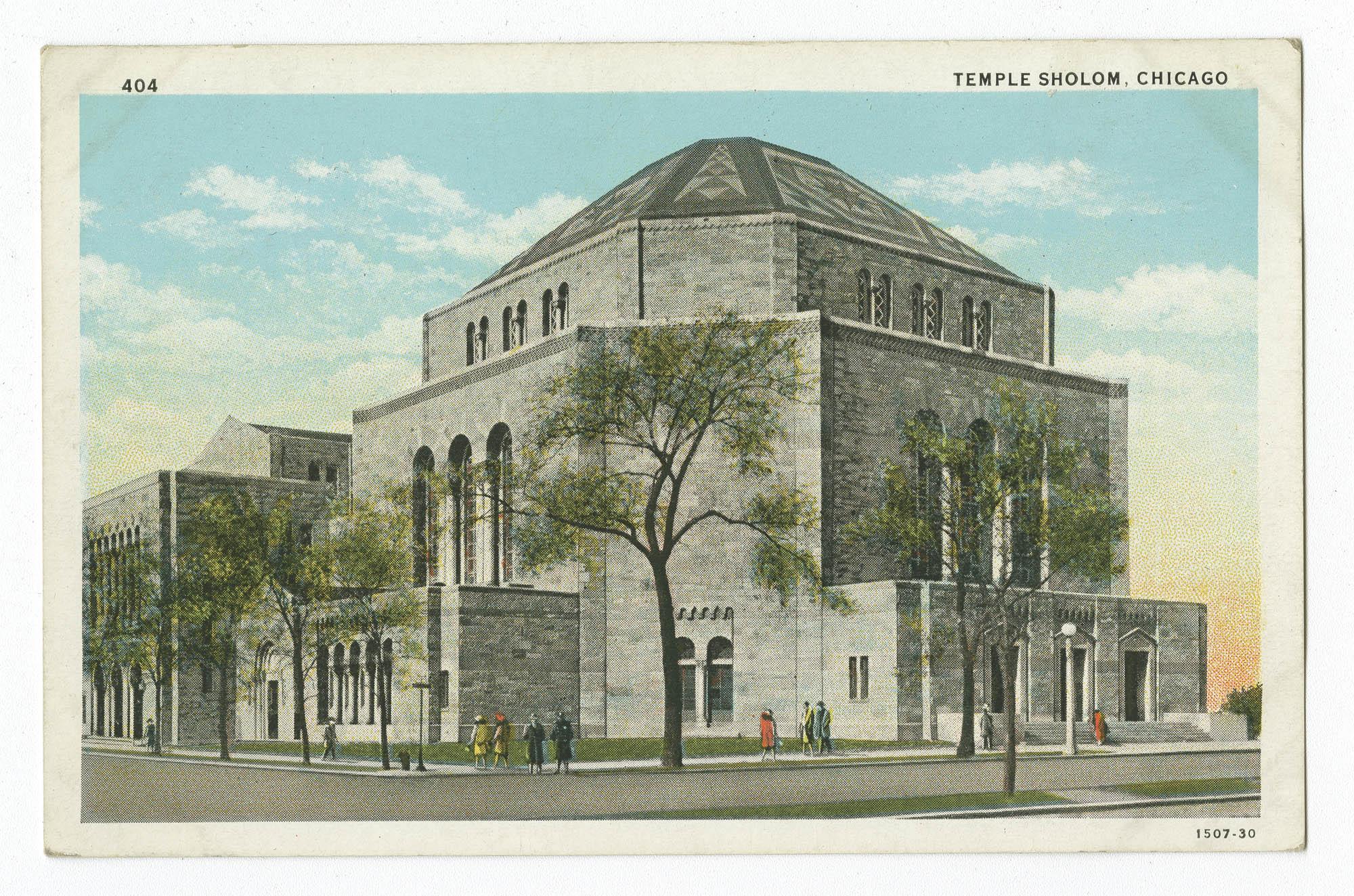 Temple Sholom, Chicago