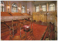 Congregation Shearith Israel, The Spanish and Portuguese Synagogue in New York City, founded in 1654