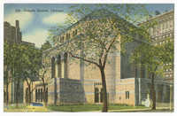 Temple Sholom, Chicago