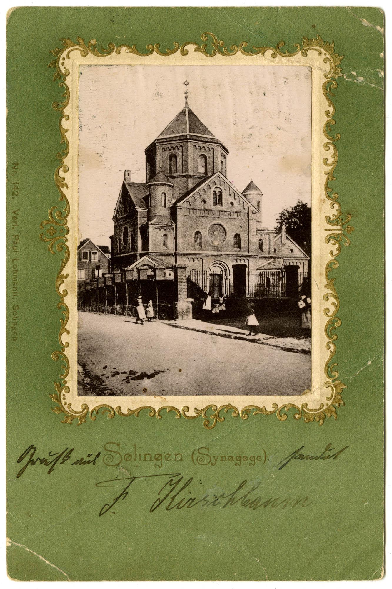 Solingen (Synagoge)