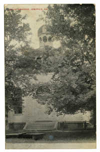 Jewish synagogue, Demopolis, Ala.