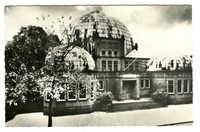 Synagoge der Ned. Isr. Gemeente te Enschede. Ingewijd 1929.