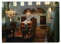 ΡΟΔΟΣ: Η Συναγωγή