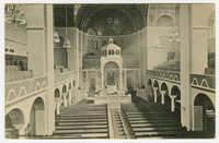 Innere Synagoge in der Fasanenstrasse