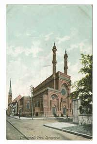 Cincinnati, Ohio, Synagogue