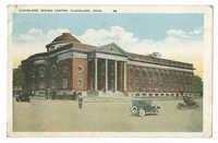 Cleveland Jewish Center, Cleveland, Ohio